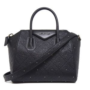 New Givenchy Small 4g Quilted Antigona Leather